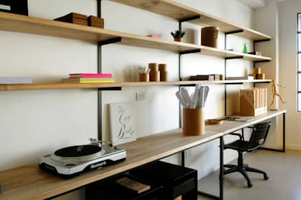 industrial Study/office by Paula Herrero | Arquitectura