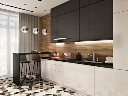 Dapur by GM-interior