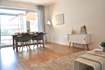 Musterwohnung In Pastell : Landhausstil Esszimmer Von Karin Armbrust   Home  Staging