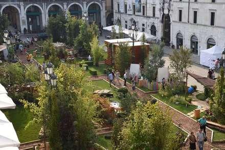Exhibition centres by RIZZINELLI & VEZZOLI ARCHITETTI ASSOCIATI