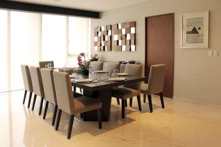 ห้องทานข้าว by Concepto Taller de Arquitectura