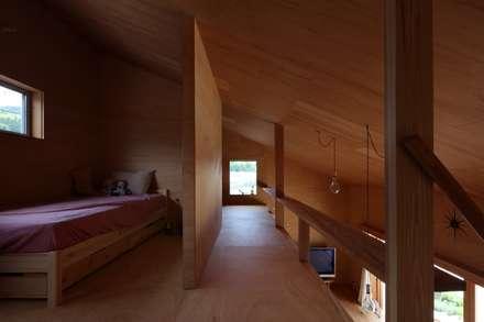 上平良の家: TENKが手掛けた子供部屋です。