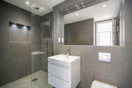 Douro Street, London: modern Bathroom by GPAD Architecture & Interior Design