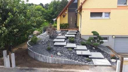 Escaliers: Maisons de style de style Moderne par Schwein Aménagement