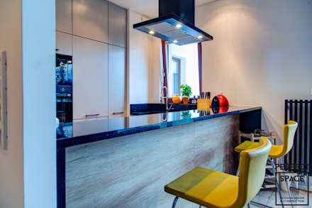 industrial Kitchen by Perfect Space