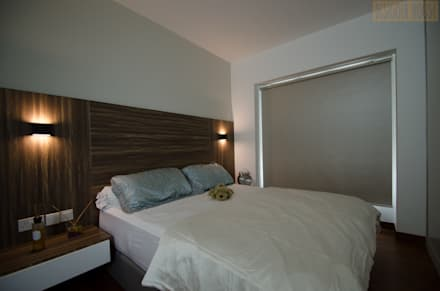 Dawson Renovation: scandinavian Bedroom by Designer House