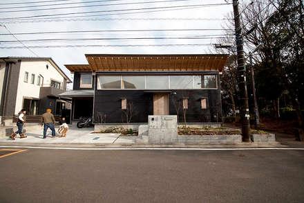 カトゥーの家: すわ製作所が手掛けた家です。