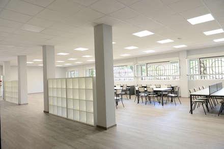 1ª Fase Reforma Instituto Educación Secundaria: Escuelas de estilo  de Reformadisimo