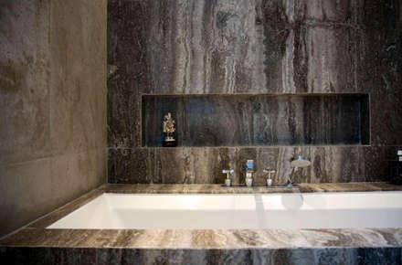 THE CENTURY: modern Bathroom by FAK3