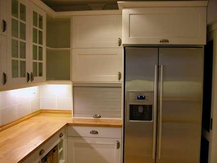 İndeko İç Mimari ve Tasarım – Mutfak: klasik tarz tarz Mutfak
