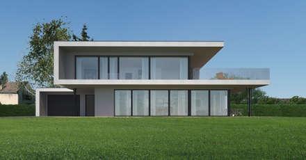 Haus bauen ideen  Häuser, Hausbau, Architektur und Bilder | homify
