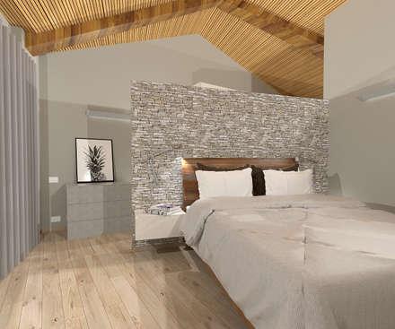 Camera da letto idee immagini e decorazione homify for 2 piani camera da letto ranch