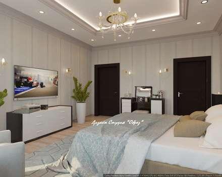 eclectic Bedroom by Дизайн Студия 'Образ'
