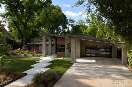 Inland Architects - The Orchard House - Exterior 3: moderner Garten von Chibi Moku