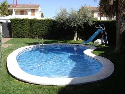 Hồ bơi by PISCINES ESPLAI S.L