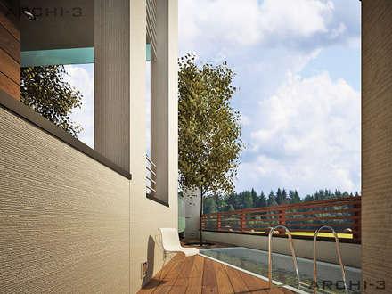 : minimalistic Pool by ARCHI-3