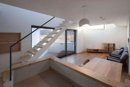 진주 판문동 근린생활시설 및 단독주택: 서가 건축사사무소의  주방
