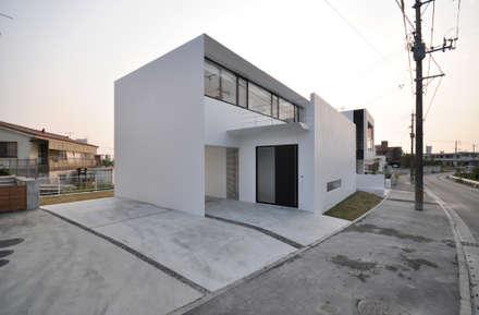 NKZT-HOUSE IN NANJO: 門一級建築士事務所が手掛けた家です。