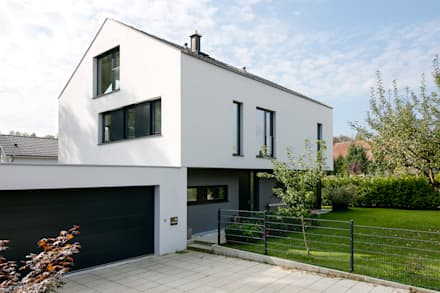 modern Houses by WSM ARCHITEKTEN