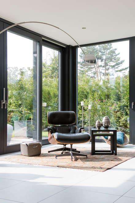 WSM Architects Moderne Wohnzimmer Von ARCHITEKTEN