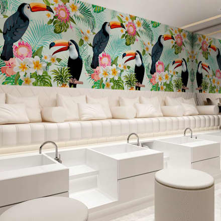 Toucan: tropical Spa by Pixers