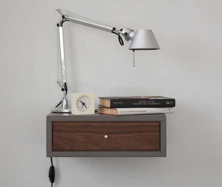 Camera da letto in stile scandinavo idee homify - Tavolo stile scandinavo ...