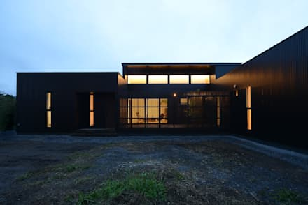 「 Real & Simple 」という家: TKD-ARCHITECTが手掛けた家です。