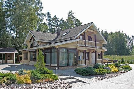 Casas de estilo  por Дмитрий Кругляк