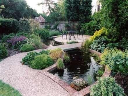 Proyectos varios realizados: Jardines de estilo clásico de ABRETEALCAMBIO