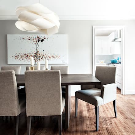 Dining Rooms & Breakfast Nooks: modern Dining room by Clean Design