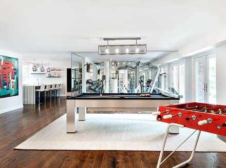 modern Gym by Clean Design