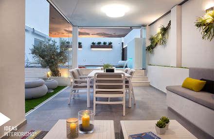 Terrace by Ideas Interiorismo Exclusivo, SLU