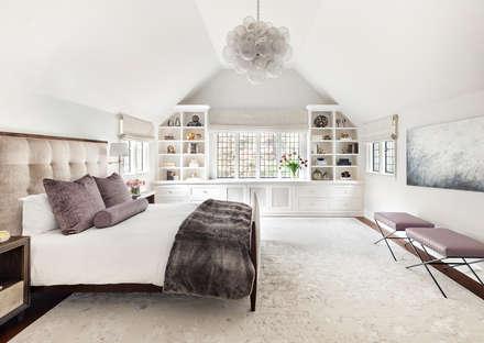 Master Bedroom: modern Bedroom by Clean Design