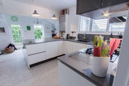 kitchen design ideas inspiration pictures homify. Black Bedroom Furniture Sets. Home Design Ideas