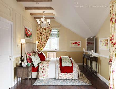 Вся красота Прованса в двух спальнях: Спа в . Автор – Студия дизайна Interior Design IDEAS