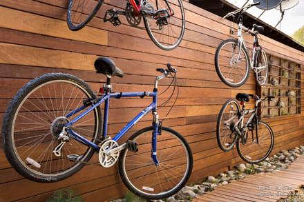 Totum / GoGreen - Litner Remodel - Exterior 2: moderner Garten von Chibi Moku