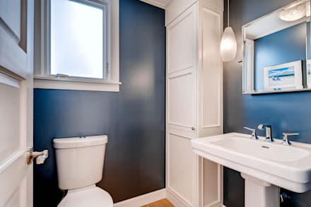 Boulder Kitchen : classic Bathroom by Studio Design LLC