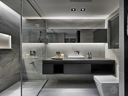 Homify for Super small bathroom designs