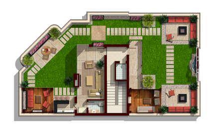 Terrace by Ain Designs Studio