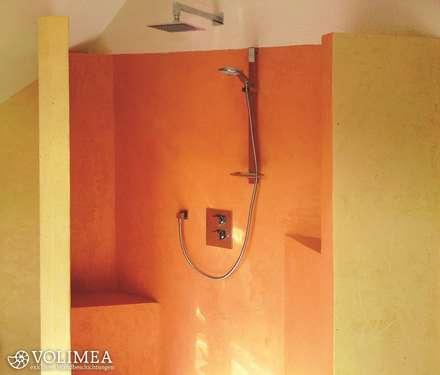 Latest Diese Dusche Bereichert Ein Fugenloses Bad Spa Von Volimea Gmbh U  Cie Kg With Wie Gestalte Ich Mein Bad.