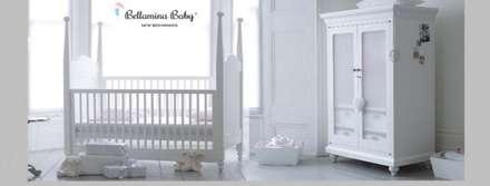 Bellamina Baby style:  Baby room by Bellamina Baby