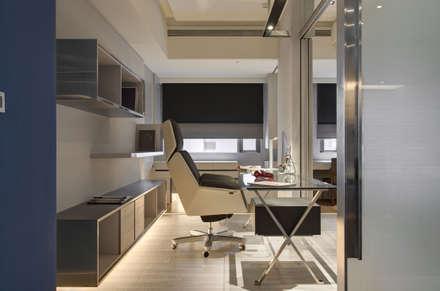 A Decade: modern Study/office by Taipei Base Design Center