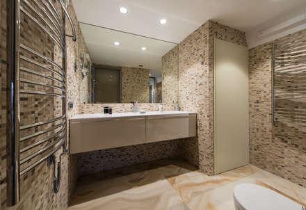 просто квартира: Ванные комнаты в . Автор – Хандсвел