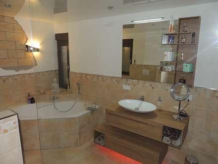 mediterrane badezimmer einrichtungsideen und bilder | homify, Wohnzimmer design