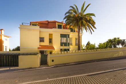outside Front 1: Habitações multifamiliares  por Pedro Brás - Fotografia de Interiores e Arquitectura | Hotelaria | Imobiliárias | Comercial