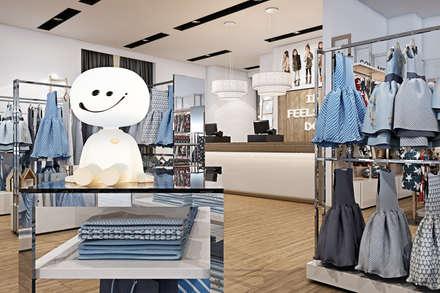 Multibrand kids store. TSUM Kiev.: Торговые центры в . Автор – Виталий Юров