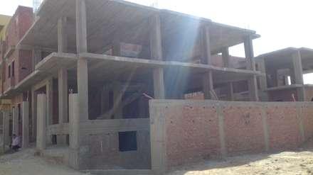 فيلا سكنية بالسادس من أكتوبر:  منازل تنفيذ ahmed hamdi