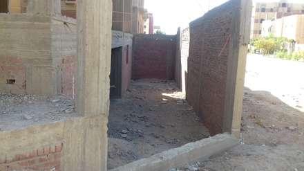 فيلا سكنية بالسادس من أكتوبر:  مرآب~ كراج تنفيذ ahmed hamdi