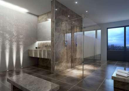 Bathroom CGI Visualisation #11: classic Bathroom by White Crow Studios Ltd