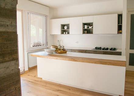 Kitchen and more: Cucina in stile in stile Moderno di RI-NOVO
